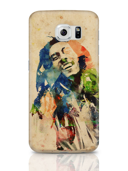Samsung Galaxy S6 Covers & Cases | Bob Marley Digital Art Samsung Galaxy S6 Covers & Cases Online India