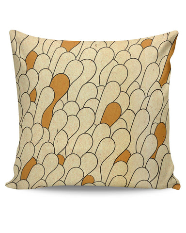 PosterGuy | Quirky Abstract Patterns Cushion Cover Online India