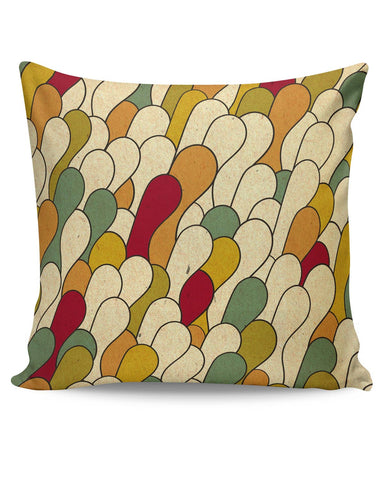 PosterGuy | Colorful Abstracxt Patterns Cushion Cover Online India