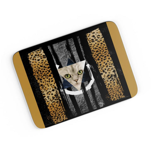 Cat in Trance Prism A4 Mousepad Online India