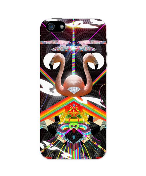 iPhone 5 / 5S Cases & Covers | The World of Psychedelic Stuff iPhone 5 / 5S Case Online India