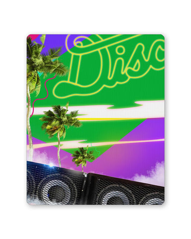 Buy Mousepads Online India | The Abstract Vacation Disco Mouse Pad Online India