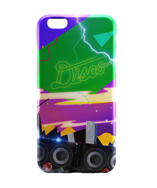 iPhone 6 Case & iPhone 6S Case | The Abstract Vacation Disco iPhone 6 | iPhone 6S Case Online India | PosterGuy