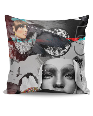 PosterGuy | The Eye of The Lady Concept Art Cushion Cover Online India