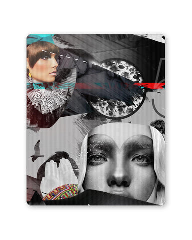 Buy Mousepads Online India | The Eye of The Lady Concept Art Mouse Pad Online India