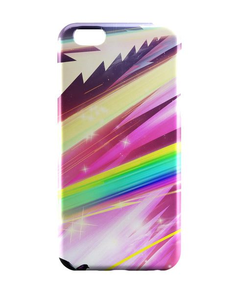 iPhone 6 Case & iPhone 6S Case | Rainbow Rider Abstract iPhone 6 | iPhone 6S Case Online India | PosterGuy