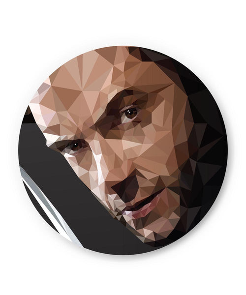 PosterGuy | Hugh Jackman Wolverine inspired Fan Art Fridge Magnet Online India by Abhishek Aggarwal