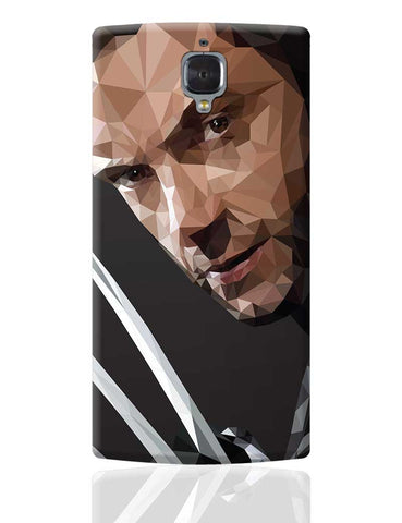 Hugh Jackman Wolverine inspired Fan Art OnePlus 3 Cover Online India