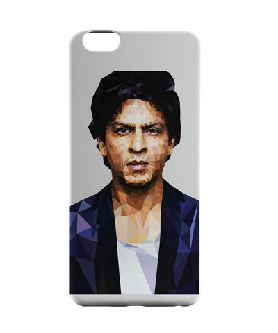 iPhone 6 Case & iPhone 6S Case | Shahrukh Khan Low Poly Art iPhone 6 | iPhone 6S Case Online India | PosterGuy