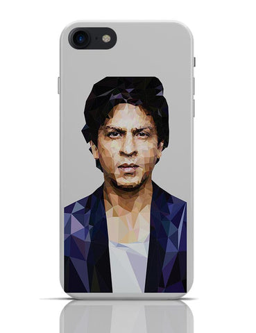Sharukh Khan Low Poly Art iPhone 7 Covers Cases Online India