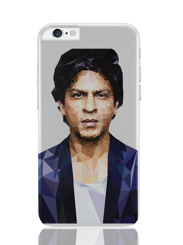 iPhone 6 Plus / 6S Plus Covers & Cases | Sharukh Khan Low Poly Art iPhone 6 Plus / 6S Plus Covers and Cases Online India