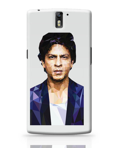 OnePlus One Covers | Sharukh Khan Low Poly Art OnePlus One Cover Online India