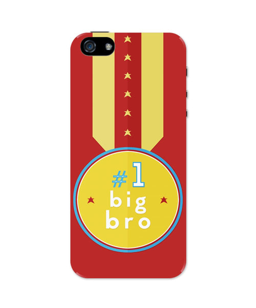 iPhone 5 / 5S Cases & Covers | No. 1 Big Bro iPhone 5 / 5S Case Online India