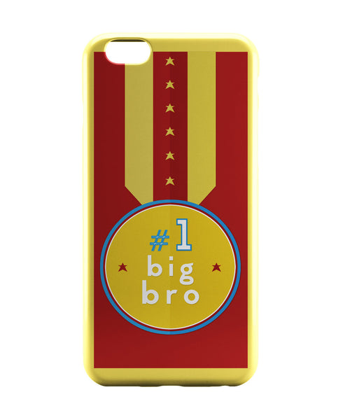 iPhone 6 Case & iPhone 6S Case | No. 1 Big Bro iPhone 6 | iPhone 6S Case Online India | PosterGuy