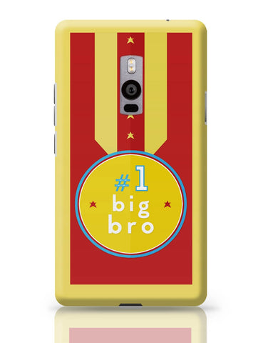 OnePlus Two Covers | No. 1 Big Bro OnePlus Two Cover Online India