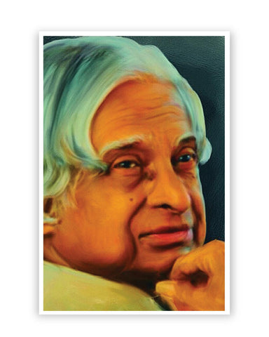 Posters Online | APJ Abdul Kalam Sir Poster Online India | Designed by: Divakar Singh