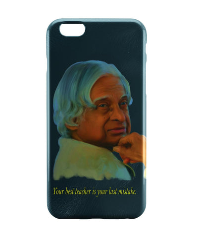 iPhone 6 Case & iPhone 6S Case | APJ Abdul Kalam Sir iPhone 6 | iPhone 6S Case Online India | PosterGuy