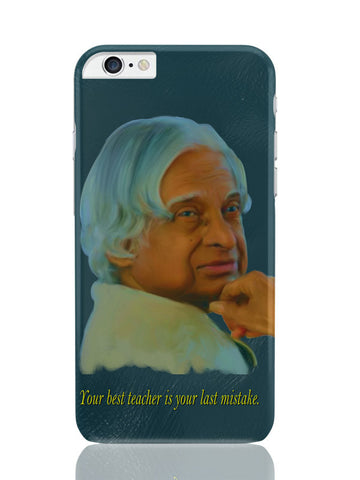 iPhone 6 Plus / 6S Plus Covers & Cases | Apj Abdul Kalam Sir iPhone 6 Plus / 6S Plus Covers and Cases Online India