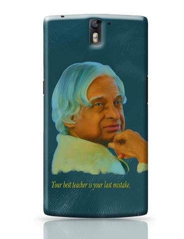 OnePlus One Covers | APJ Abdul Kalam Sir OnePlus One Cover Online India