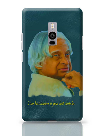 OnePlus Two Covers | APJ Abdul Kalam Sir OnePlus Two Cover Online India