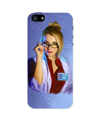 iPhone 5 / 5S Cases & Covers | Dr Harleen(Harley Quinn) Quinzd iPhone 5 / 5S Case Online India