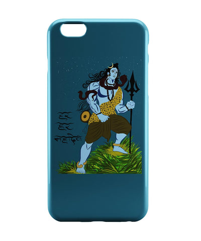 iPhone 6 Case & iPhone 6S Case | Har Har Mahadev Lord Shiva iPhone 6 | iPhone 6S Case Online India | PosterGuy