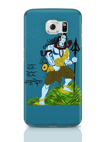 Samsung Galaxy S6 Covers & Cases | Har Har Mahadev Lord Shiva Samsung Galaxy S6 Covers & Cases Online India