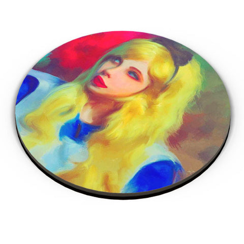 PosterGuy | Alice Fridge Magnet Online India by Divakar Singh