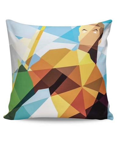 PosterGuy | Aqua Cushion Cover Online India