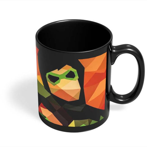 Coffee Mugs Online | Arrow Black Coffee Mug Online India