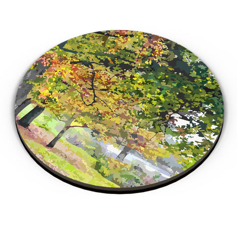 PosterGuy | Forest Fridge Magnet Online India by Divakar Singh