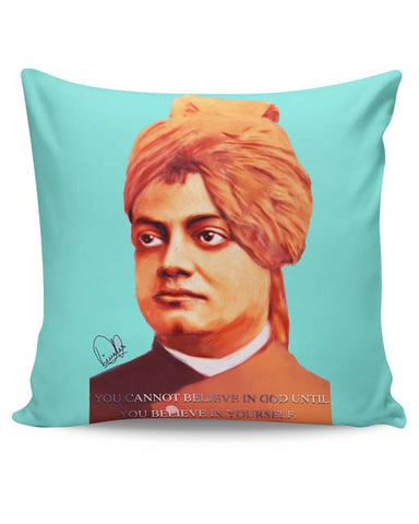 PosterGuy | Swami Vivekananda Cushion Cover Online India