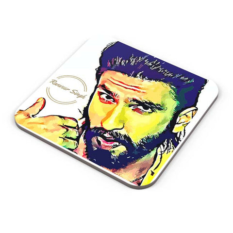 Buy Coasters Online | Ranveer Coaster Online India | PosterGuy.in