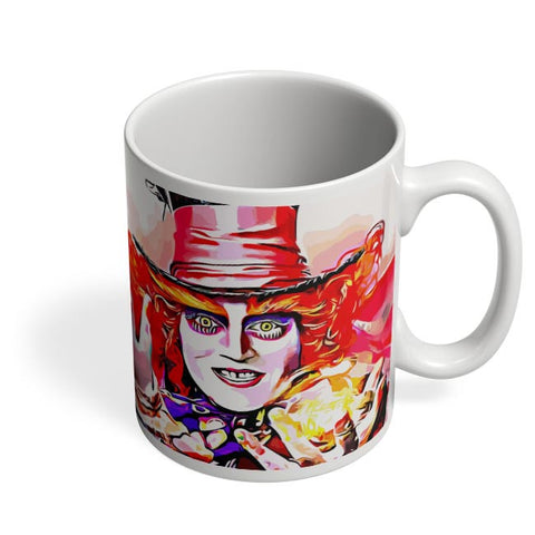 Coffee Mugs Online | Mad Hatter Coffee Mug Online India