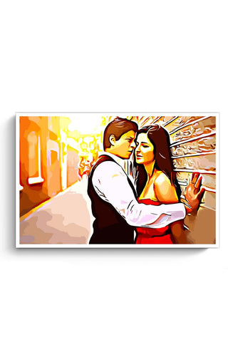 Posters Online | Jab Tak Hai Jaan Poster Online India | Designed by: Divakar Singh
