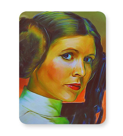 Carrie Fisher Mousepad Online India