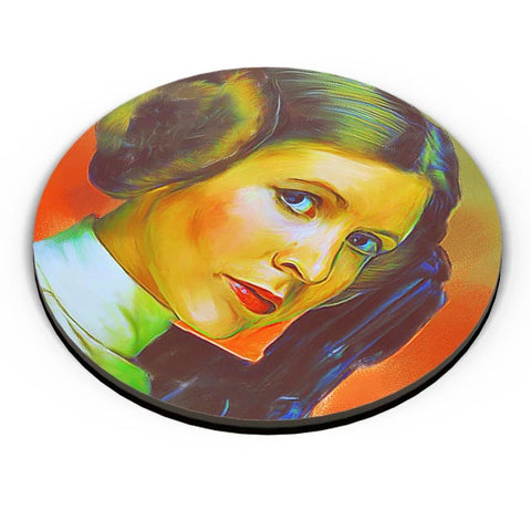Carrie Fisher Fridge Magnet Online India