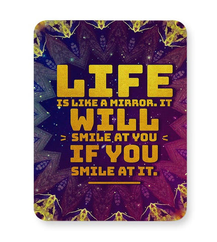 Motivational Quote Mousepad Online India