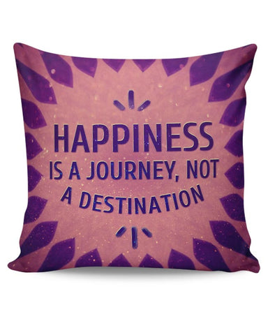 Typography Art Cushion Cover Online India