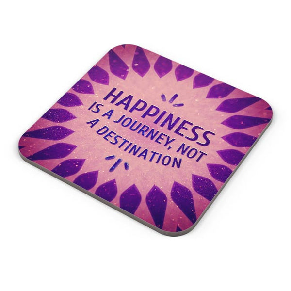 Typography Art Coaster Online India