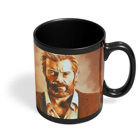 Logan Black Coffee Mug Online India