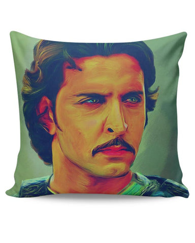 Hrithik Roshan as Akbar Cushion Cover Online India