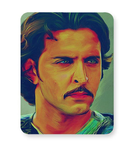 Hrithik Roshan as Akbar Mousepad Online India