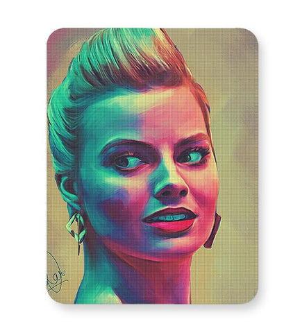 Margot Robbie Mousepad Online India