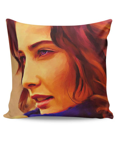 Cobie Smulders Cushion Cover Online India