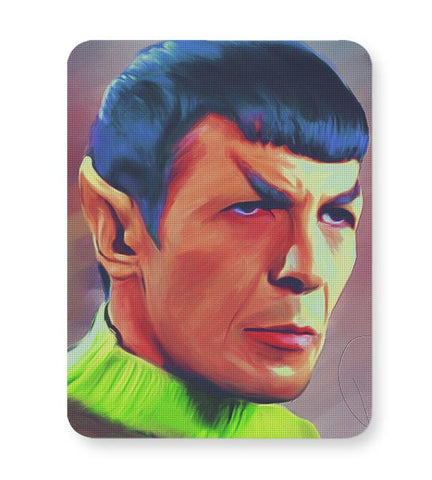 Spock Mousepad Online India