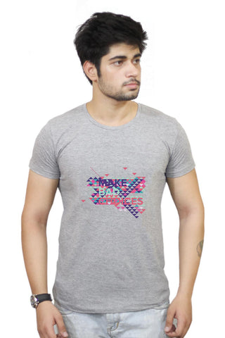 Buy Make Bad Choices  T-Shirts Online India | Make Bad Choices  T-Shirt | PosterGuy.in