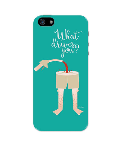 iPhone 5 / 5S Cases & Covers | What Drives You? iPhone 5 / 5S Case Online India