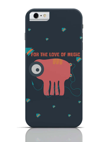 iPhone 6/6S Covers & Cases | Music Monster iPhone 6 Case Online India