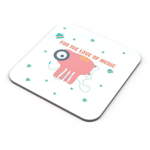 Buy Coasters Online | Music Monster Coaster Online India | PosterGuy.in